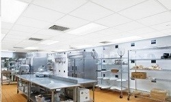 Glasbord hygiënische plafondplaten