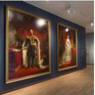 Sets voor galerijen musea