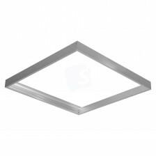 Led paneel 60x60 opbouw frame aluminium