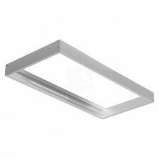 LED Paneel 30x60 opbouw frame aluminium