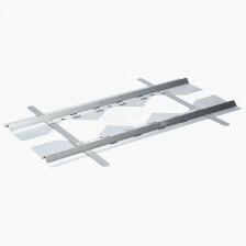 steunplaat verlichting sparings maat flex 1 stuks