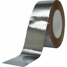aluminium tape 50 mm, 100 meter/rol
