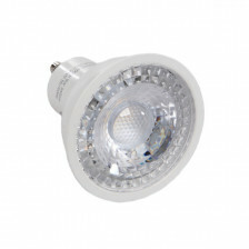 LED spot 5 watt COB GU-10 high power 4000K