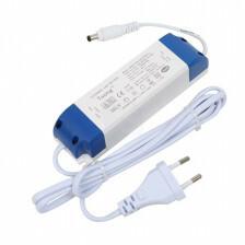 LED driver voor Tsong ledpanelen Eco, 38 watt, 900 mA, S&S