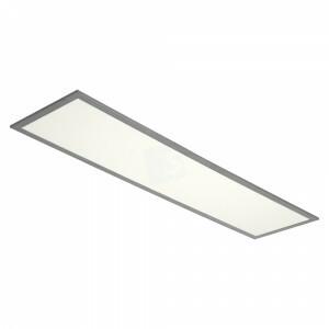 LED paneel 30x120, 4000 kelvin, alu rand, netsnoer