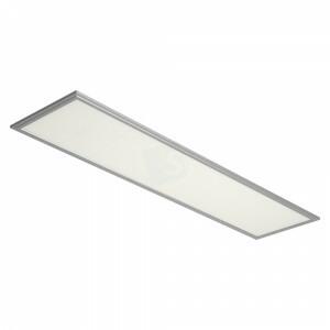 LED paneel 30x150, 4000 kelvin, alu kleur rand, voor lichtbanen