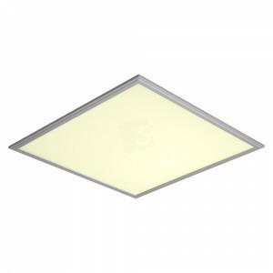 LED paneel 60x60, 3000 kelvin, alu rand, netsnoer