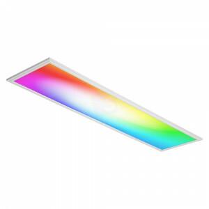 LED paneel 30x120 cm RGB en CCT, 48 watt