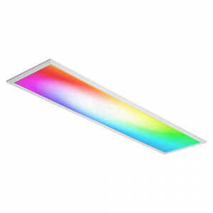 LED paneel 30x120 cm RGB en CCT, 36 watt