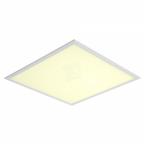 LED paneel SL 60x60, 3000 kelvin, 120 lm/watt, netsnoer, voordeel