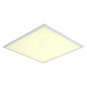 LED paneel 60x60, 3000 kelvin, netsnoer, witte rand
