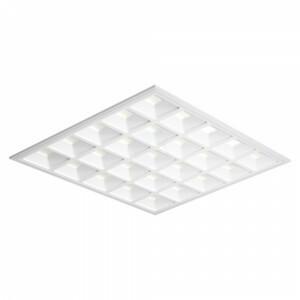 LED paneel cube  60x60, 4000 kelvin, UGR 14, compleet