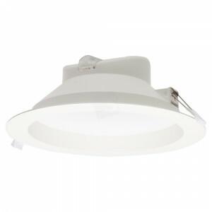 LED downlighter 20 watt, rond 244 mm, 3000K