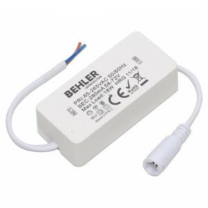 LED driver voor Behler downlight 18 watt, 280 mA
