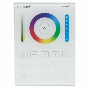 Smart panel afstandsbediening 8 kanalen Milight B8 voor RGB en CCT 2.4G RF