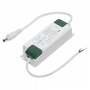 LED knippervrije driver Tsong BL panelen 38 watt, 900 mA, adereind