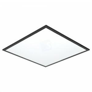 LED paneel BL 60x60, ZWARTE rand, 6000 kelvin, netsnoer