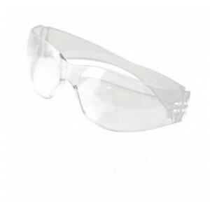 Veiligheidsbril transparant doorlopend