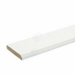 Agnes Plafondlijst wit linnen