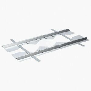 steunplaat verlichting sparings maat flex 5 stuks