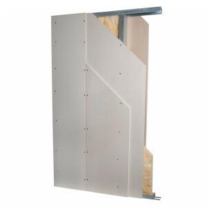 Metal stud 100/2.50.2.A gipsplaten 600