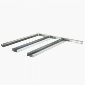 Metalstud plafond PS37P/27.1.A