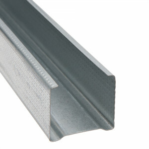 Metal stud plafondprofielen C125 3000x125x0,6