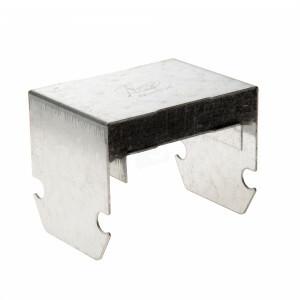 Metal stud kruisverbinder trillinggedemt IVI-metal verpakt per 100 stuks
