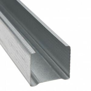 Metal stud profielen C50 2600x50x0.6