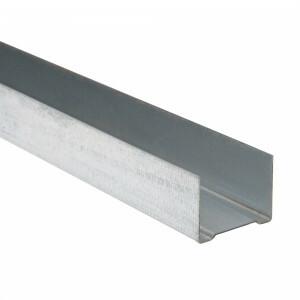 Metal stud plafondprofiel U 27-30 4000 mm