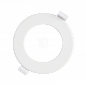 LED downlighter 6 watt, rond 115 mm, 6000K