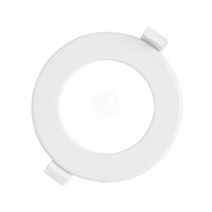 LED downlighter 6 watt, rond 115 mm, 6000K