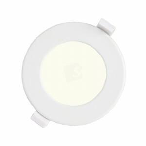LED downlighter 6 watt, rond 115 mm, 4000K