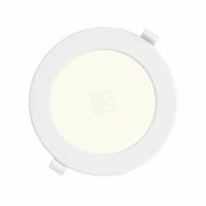 LED downlighter dimbaar, 18 watt, rond 220 mm, 4000K