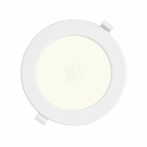 LED downlighter 12 watt, rond 170 mm, 4000K, Wieland
