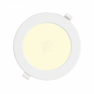 LED downlighter 12 watt, rond 170 mm, 3000K