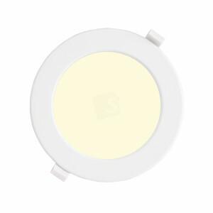 LED downlighter 12 watt, rond 170 mm, 3000K