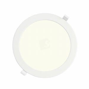 LED downlighter 20 watt, rond 240 mm, 4000K