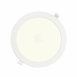 LED downlighter 20 watt, rond 240 mm, 4000K voordeel