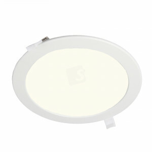 LED downlight rond 240 mm, 4000K, gatmaat 225 mm