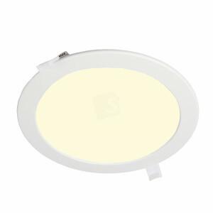 LED downlighter 20 watt, rond 240 mm