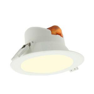 LED downlight 8 watt, IP44, rond 113 mm, 3000K