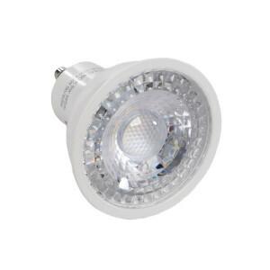 LED spot 5 watt COB GU-10 high power 2700K