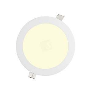 LED downlight Tri-color CCT, 12 watt, compleet