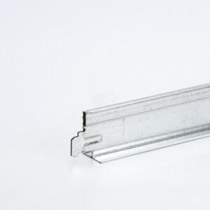 Tussenprofiel API 300  mm T24 kleur wit